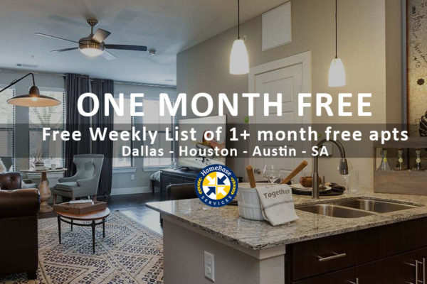 1 month free weekly list for graduating college seniors