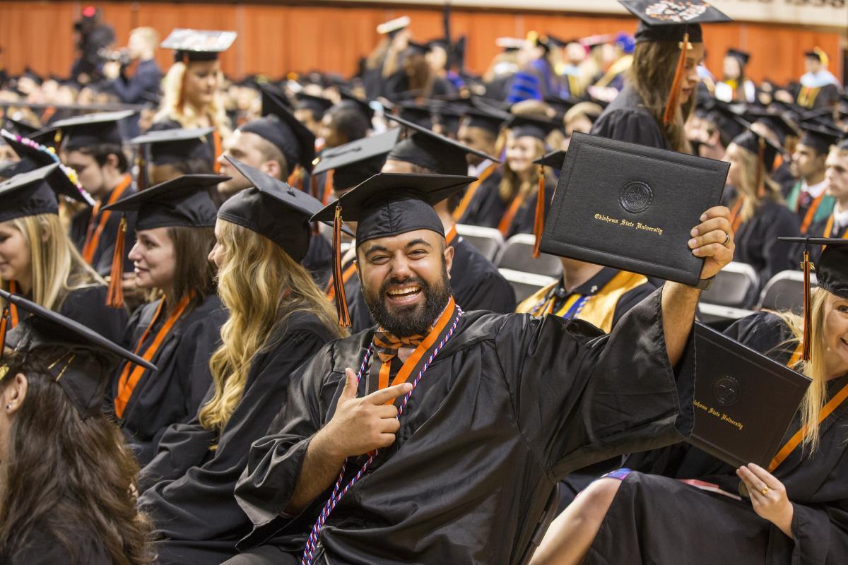 Oklahoma State University Grads heading to Texas - Free