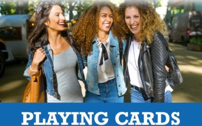 Uptown Dallas Playing Cards – From Homebase Services