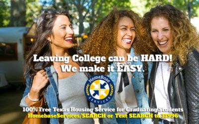 Just got the Texas Dream Job? Next Step, Housing!