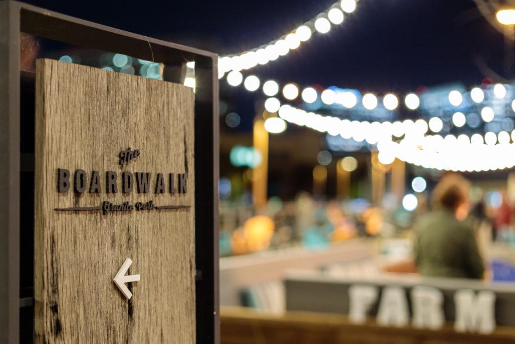 The Boardwalk at Granite Park