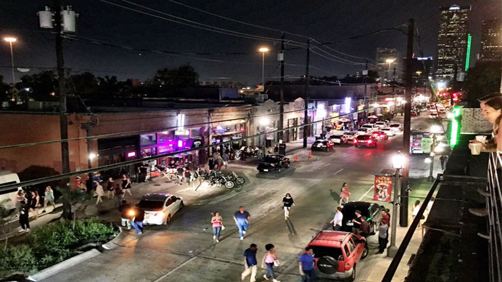 Deep Ellum Dallas