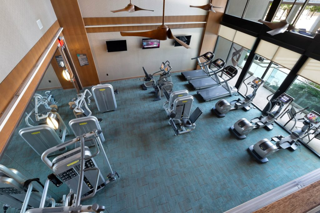 the wow gym of Taylor!