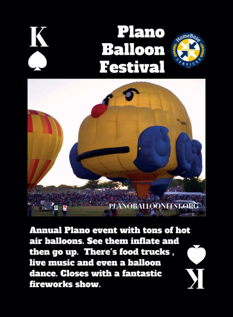 west plano balloon festival